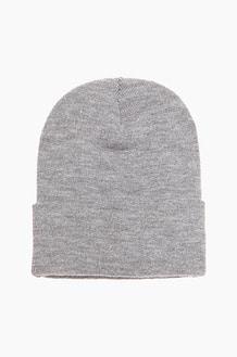 YUPOONG Basic Beanie Grey