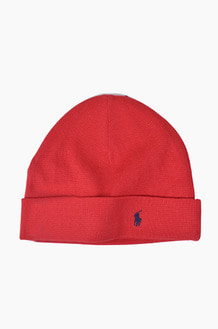 POLO Thermal Cuff Hat Red