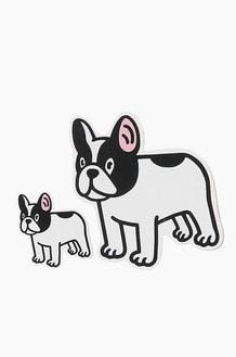 WARF Boston Terrier Sticker 005
