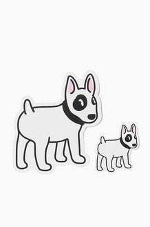 WARF Bull Terrier Sticker 006