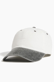 NEWHATTAN Ballcap Nat/Black