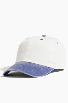 NEWHATTAN Ballcap Nat/Royal