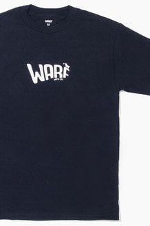 WARF Mfg Logo S/S Navy
