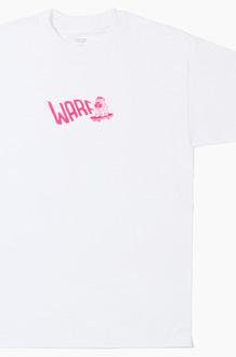 WARF Skate Dog S/S White