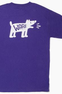 WARF Sound of Dog S/S Purple