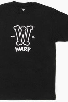 WARF Warf Bone S/S Black