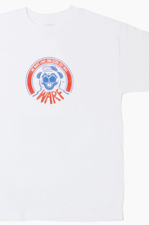 WARF Dog Club S/S White