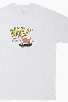 WARF Dog Enjoy s/s Ash