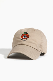 Warf Big Face Cap Khaki