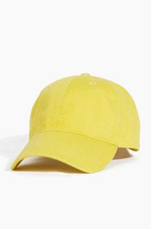 NEWHATTAN Ballcap Yellow