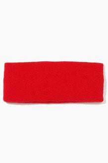 NEWHATTAN Headband Red