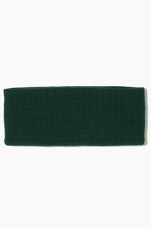 NEWHATTAN Headband Dk.Green
