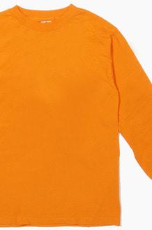 AAA Basic L/S Orange