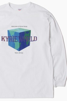 PISCATOR Kyrie World L/S White