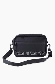 CARHARTT-WIP Team Script Bag Black/White