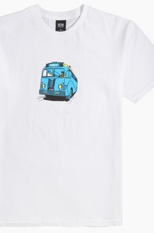 OBEY Driver S/S White