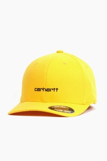 CARHARTT-WIP Script Cap Primula/Black