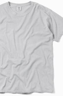 COMFORT COLORS Basic S/S Grey