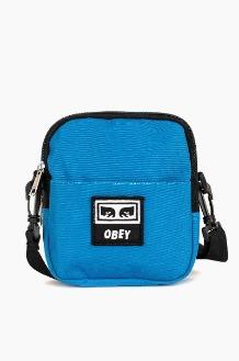 OBEY Drop Out Traveler Bag Sky Blue