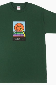 PISCATOR Basketball S/S H.Green