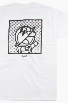 FRESHCUT Doraemon S/S White