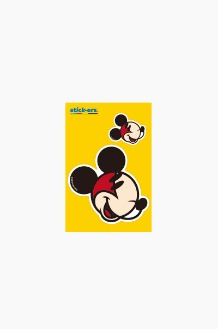 FRESHCUT Mickey Mouse Sticker Small 011