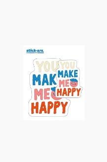STICK-ERS ONE LIFE Medium 028