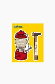 STICK-ERS ONE LIFE Medium 029