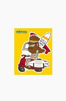 STICK-ERS ONE LIFE Medium 033