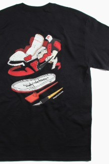 RUDYINDAHOUSE Rudy's Manual S/S Jordan Black