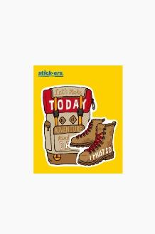 STICK-ERS ONE LIFE Medium 030