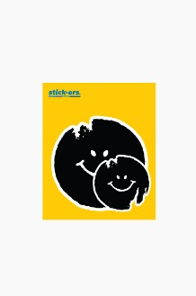 FRESHCUT Smile Sticker Medium