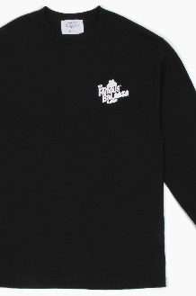 THE FAMOUS BURGER TFB x BALANSA L/S Black