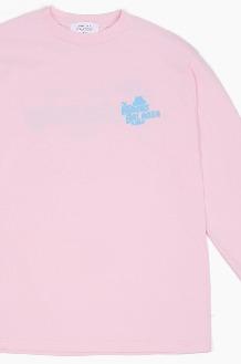 THE FAMOUS BURGER TFB x BALANSA L/S Pink