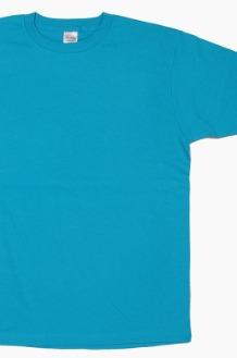 PRINTSTAR Basic S/S Turquoise