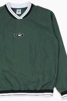 PISCATOR Coach's Pullover H.Green