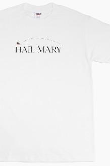PISCATOR Half Mary S/S White