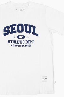 HARDHITTERS Seoul S/S White