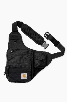 CARHARTT-WIP Delta Shoulder Bag Black