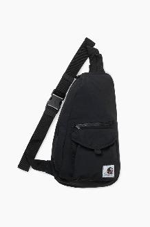 CARHARTT-WIP Hayes Sling Bag Black