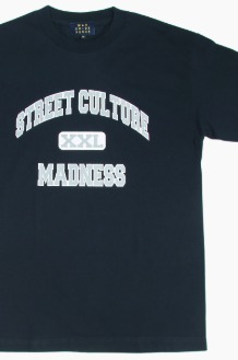 MAD PRIDE POSSE Street Culture Madness S/S Black