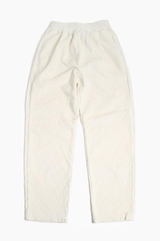PISCATOR Pollack Coduroy Pants Ivory