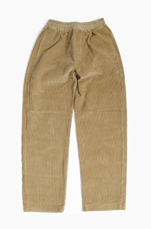 PISCATOR Pollack Coduroy Pants Camel