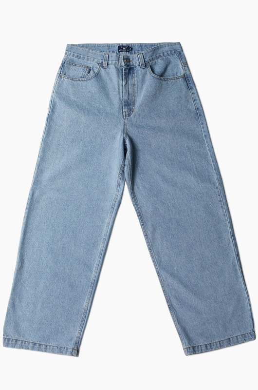 PISCATOR Maccoyii Denim Pants Lt.Blue