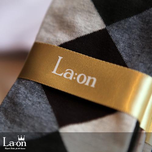 -La:on-83850 Original Argyle Socks (6Color)