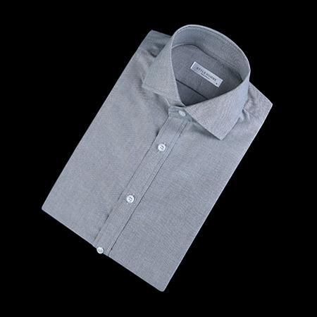 84878 No.28-A 프리미엄 베이직 1/2 셔츠 (Gray)