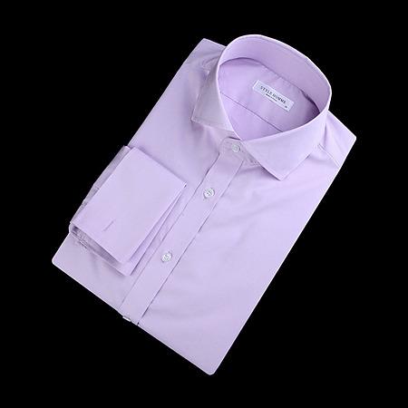 86042 No.40-a 플레인 커프스 셔츠 (Pink)