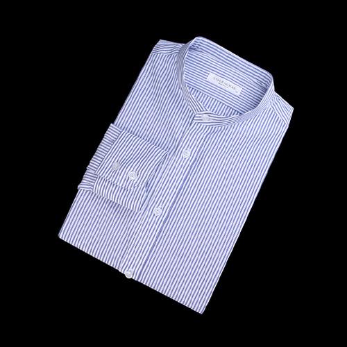 87580 No.61-a 스트라이프 차이나 셔츠 (2Color)