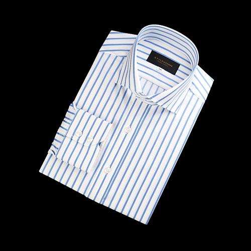89004 No.78-A 프리미엄 스트라이프 셔츠 (2Color)