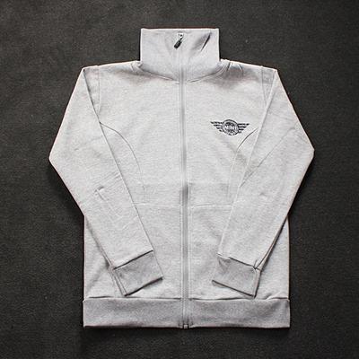 89737 미니 나염 집업 티셔츠 (Gray)